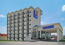 Comfort Inn Fallsview Niagara Falls Canada