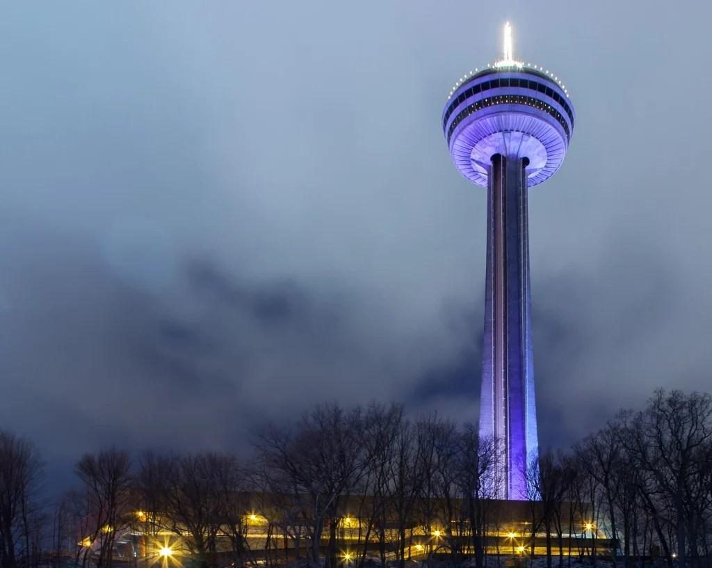 Skylon Tower Things To Do Niagara Falls Canada