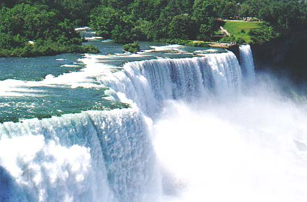 Niagara Falls Waterfall Wallpaper Niagara Falls Origins A Geological History