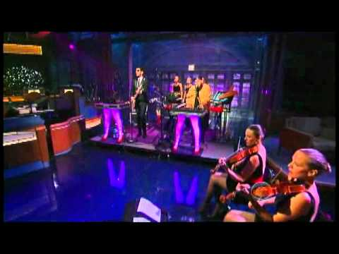 , Video: Chromeo – 'Night By Night' (Live On Letterman)