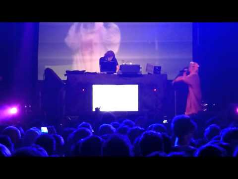 , Video: Die Antwoord & Aphex Twin perform together