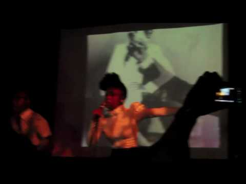 , Janelle Monae – Live in Hoxton Bar, London