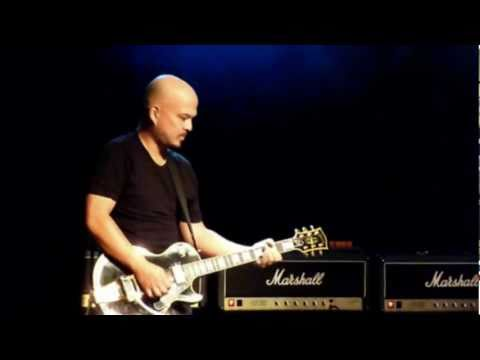 , Pixies live Olympia videos