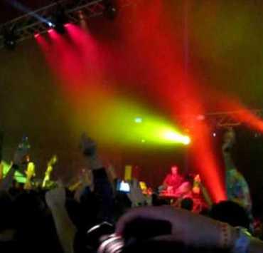 , Chris Cunningham live @ Electric Picnic 09