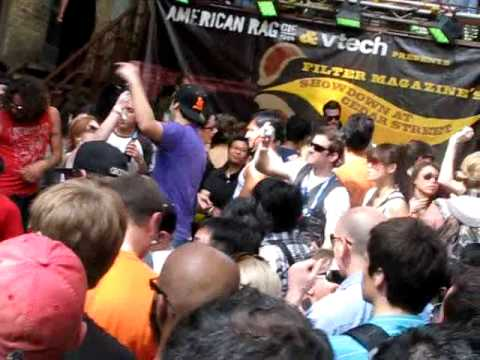 , Videos: Flosstradamus and Nosaj Thing @ SXSW 2009