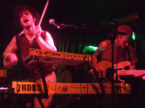 , Annuals live in Whelans