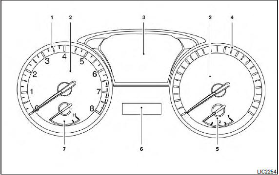 Nissan Altima Indicator Lights