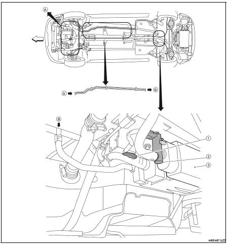 Nissan Altima Vapor Canister