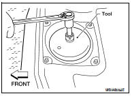 Nissan Fuel Pump Lock Ring Tool, Nissan, Free Engine Image