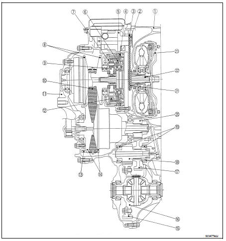 Nissan Cvt Diagram, Nissan, Free Engine Image For User