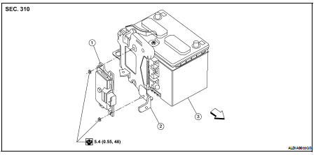 2012 Nissan Altima Transmission Parts Diagram. Nissan