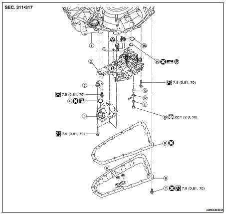 2012 Nissan Altima Parts Diagram
