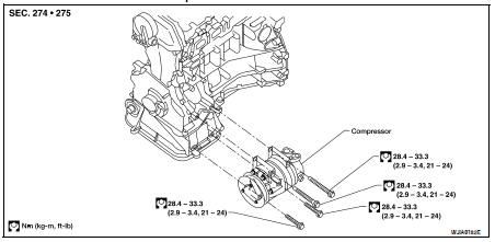 Nissan Rogue Air Conditioning Diagram. Nissan. Auto Parts