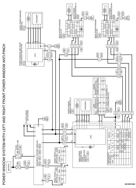 wiring diagram nissan
