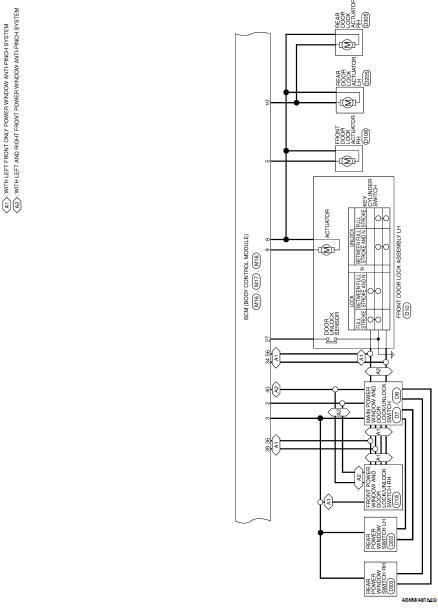 Nissan Altima 2007-2012 Service Manual: ECU diagnosis