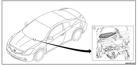 Nissan Altima 2007-2012 Service Manual: Body control