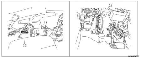 Nissan Altima 2007-2012 Service Manual: Speedometer