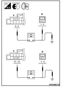 Nissan Altima 2007-2012 Service Manual: Door speaker