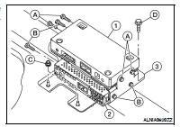 Nissan Altima 2007-2012 Service Manual: Bluetooth control