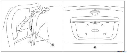 Nissan Altima 2007-2012 Service Manual: Rear view monitor