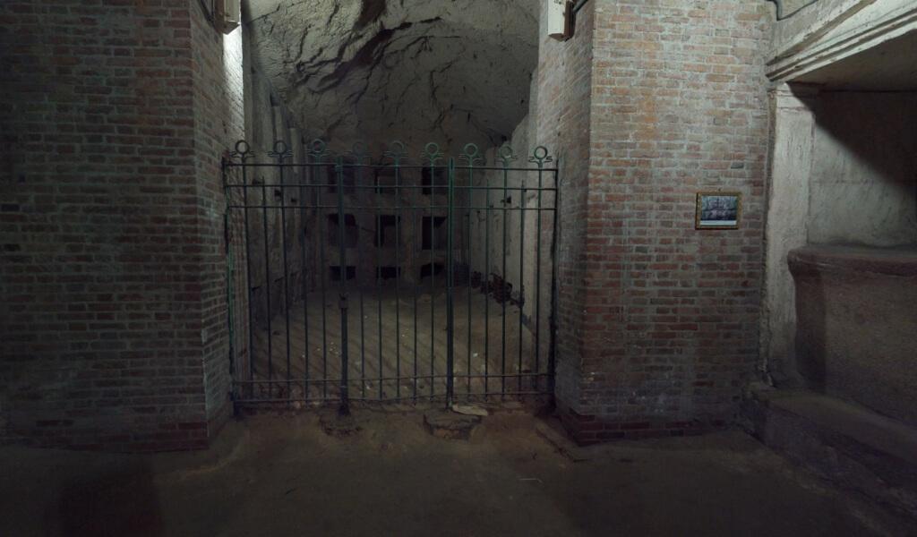 Catacombe di Kom El Shoqafa