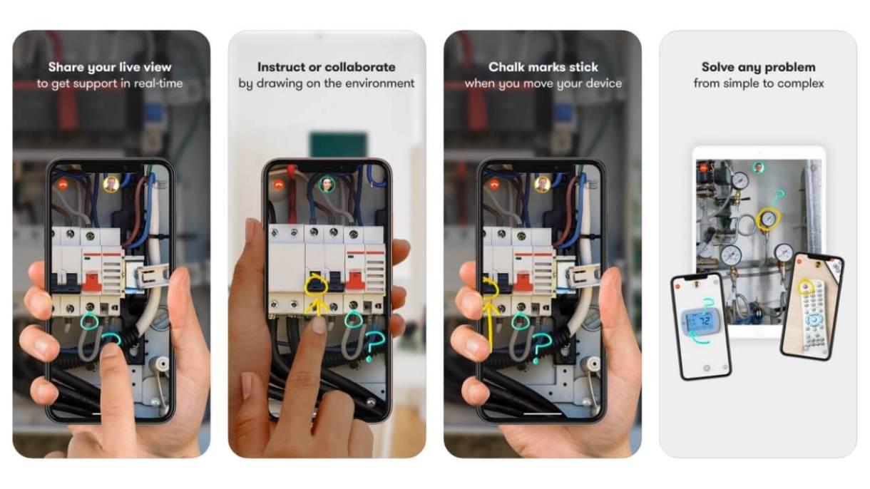 App realtà aumentata iPhone - Smash-Tanks