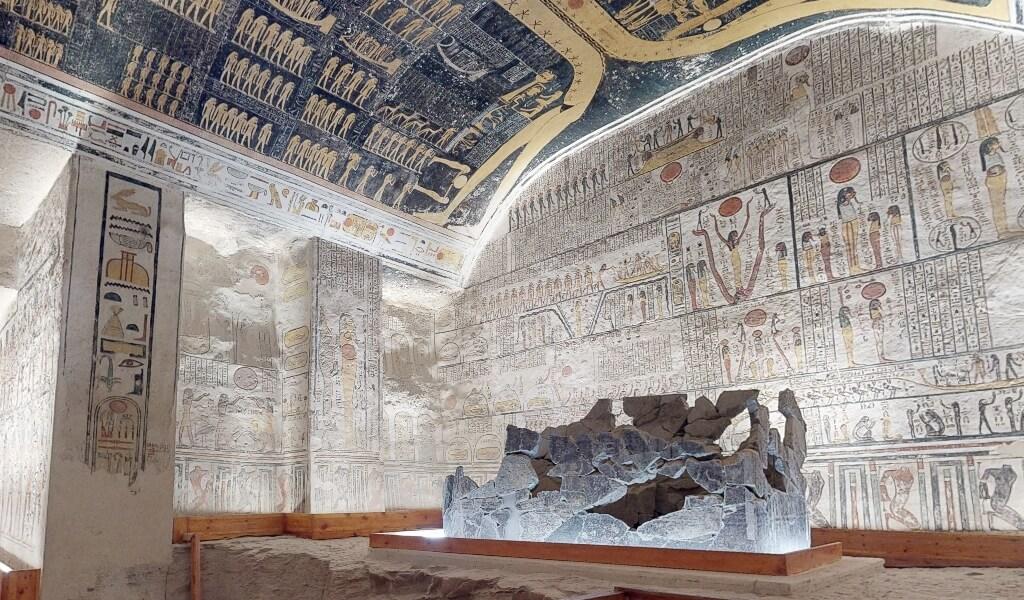 La Tomba di Ramses VI