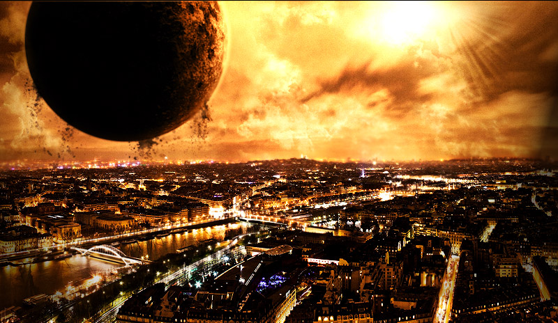 Image result for nibiru and earth collision