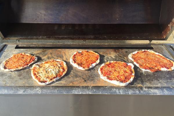 Handmade Rustic Pizza - North Nibley Hog Roasts