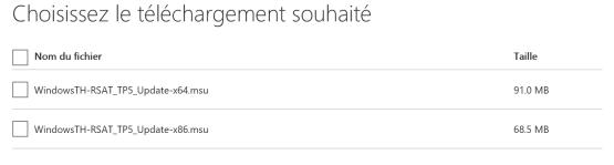 RSAT Windows 10 Download