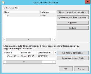 Configure Subscriptions Events