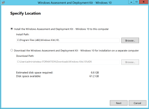 Update SCCM 2012 R2 to SCCM CB
