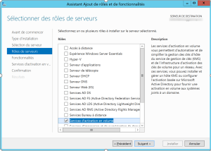 Install and Configure KMS Server