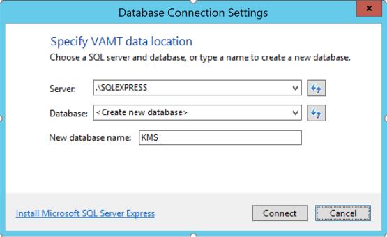 Select SQL Instance