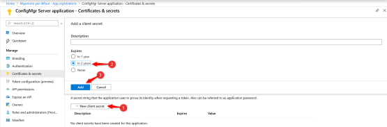 Configure Application ID