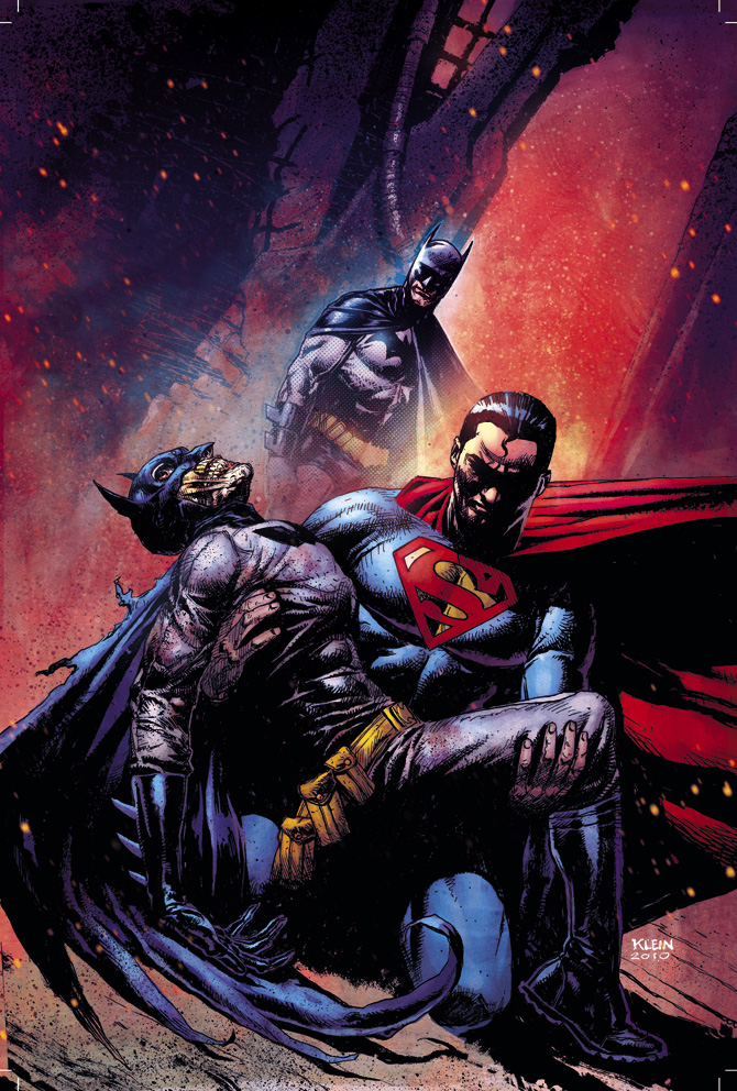superman batman 76