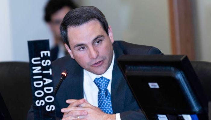 Embajador de Estados Unidos en la OEA