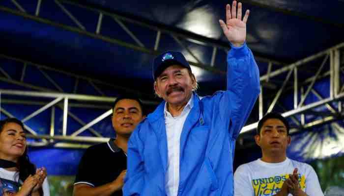 El dictador Daniel Ortega dice que no entregará el poder