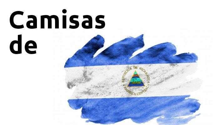 Camisas de Nicaragua