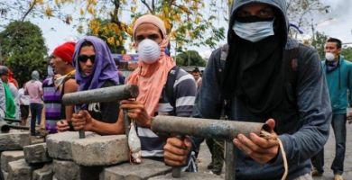 Insurrección popular en Nicaragua en 2020
