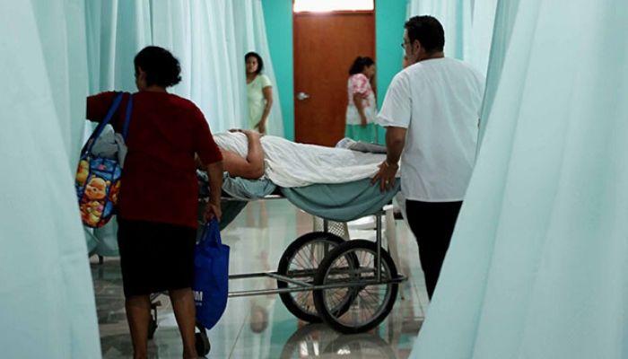 Casos de coronavirus en el Hospital Alemán de Managua