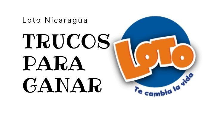 Trucos para ganar Loto Nicaragua