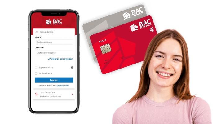 Servicios Bac en linea