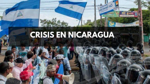 La crisis comenzó el 18 de abril. Cortesía/NI