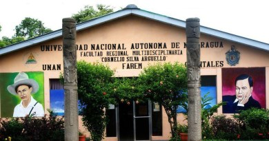 Denuncian a funcionarios de la UNAN Farem Chontales por coludirse con paramilitares