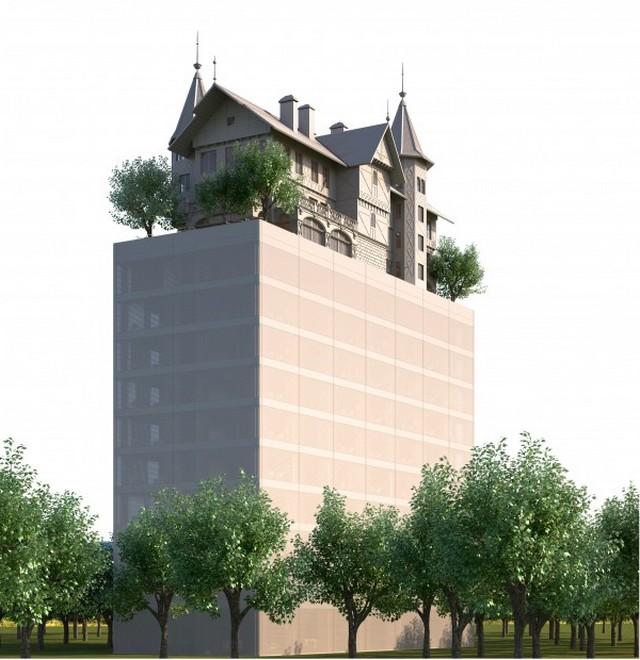 Metz Philippe Stark