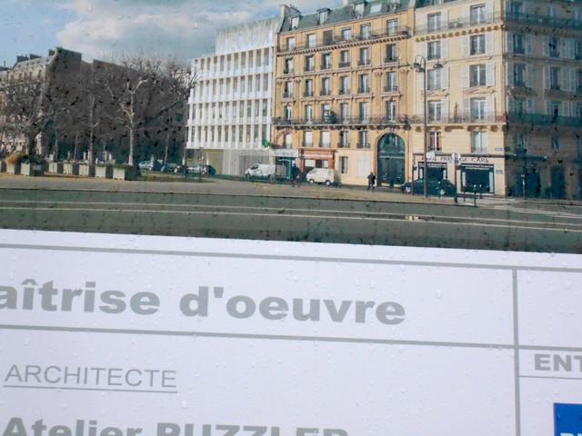 Paris avenue Breteuil