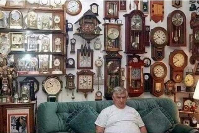 Horloges - Temps