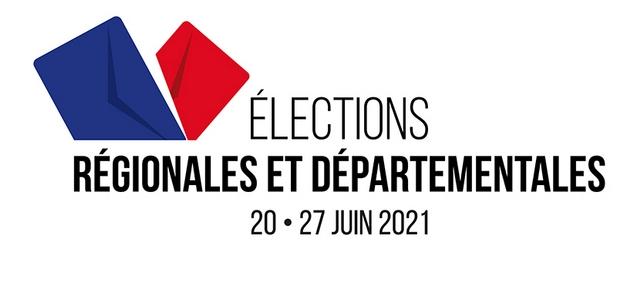 Élections régionales départementales - Juin 2021