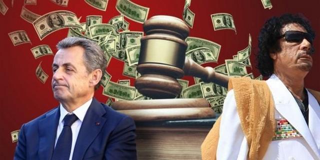 Sarkozy - Khadafi - Financement campagne électorale